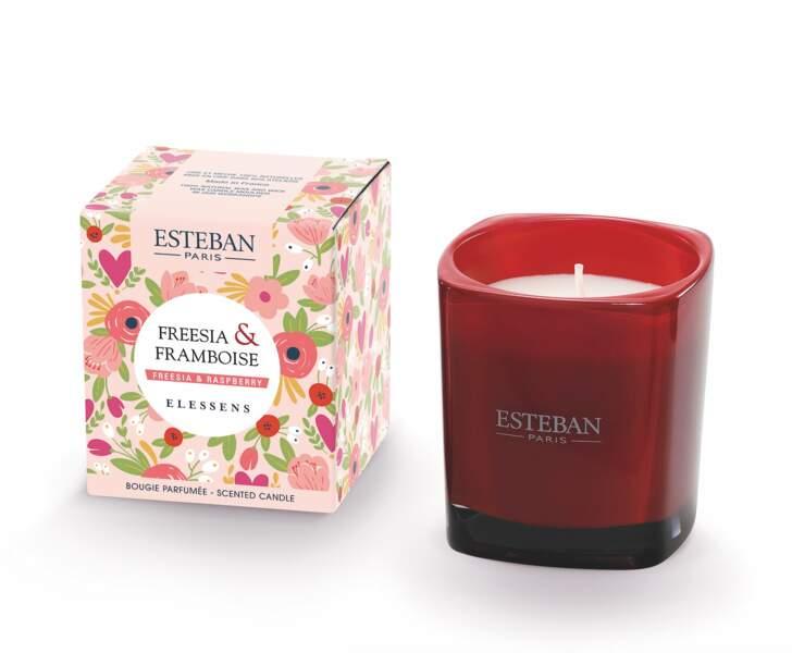 Bougie parfumée Estéban