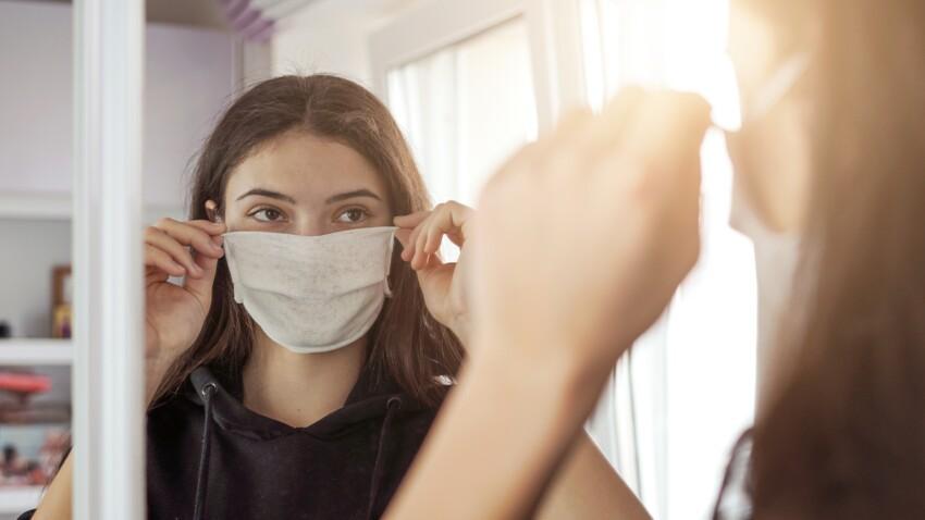Masques : le test de la flamme permet-il vraiment de tester leur efficacité ?