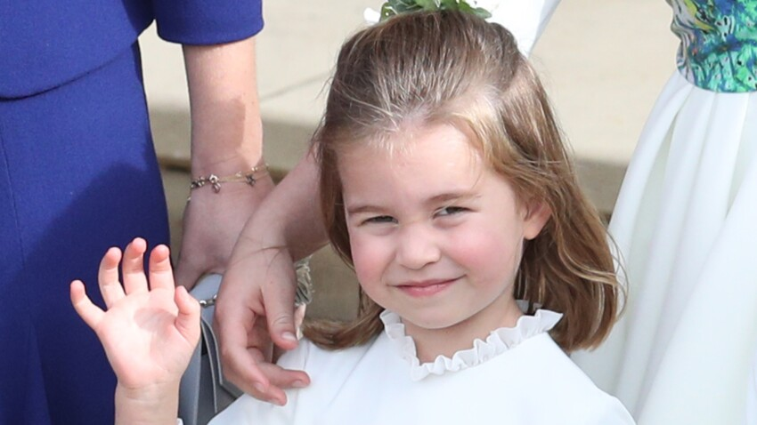 La princesse Charlotte ne respecte pas les règles de sécurité contre le Covid-19 : les Anglais la pointent du doigt