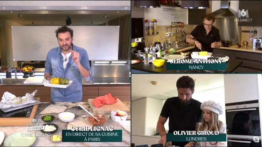 """""""Tous en cuisine"""" : Cyril Lignac critiqué par les internautes pour cette technique qu'il ne maîtriserait pas"""