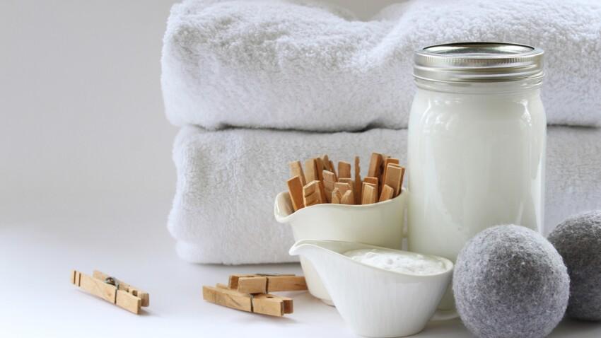 Comment faire sa lessive soi-même : nos recettes pour la fabriquer sans qu'elle durcisse