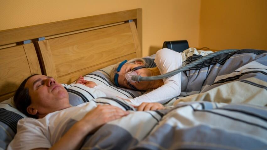 Apnée du sommeil et coronavirus : quels sont les risques ?