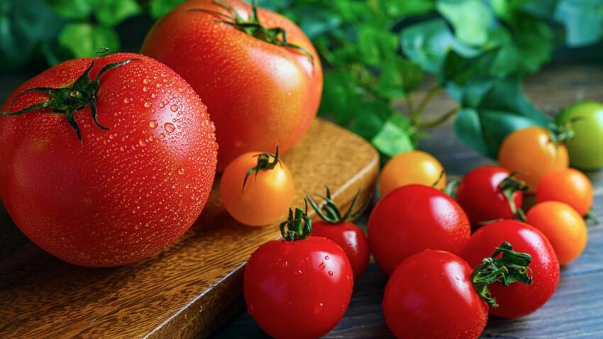 10 idées de recettes faciles et originales à la tomate