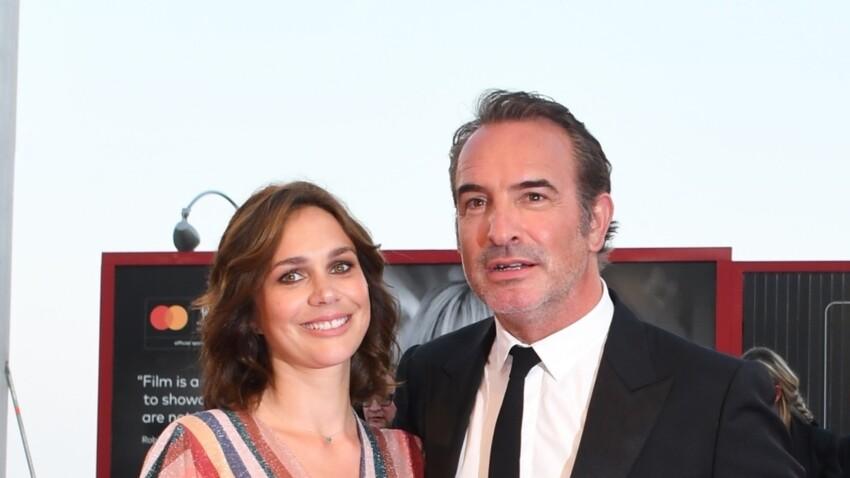 DALS : quand Jean Dujardin soutenait Nathalie Péchalat... caché en coulisses