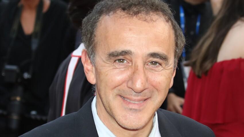 Elie Semoun a changé de look... et il est méconnaissable !