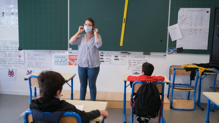 Déconfinement : Jean-Michel Blanquer annonce la fermeture d'écoles après de nouveaux cas de coronavirus