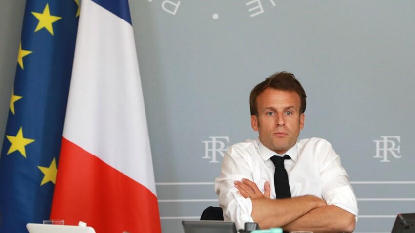 Emmanuel Macron : ses confidences inédites sur son confinement à l'Elysée