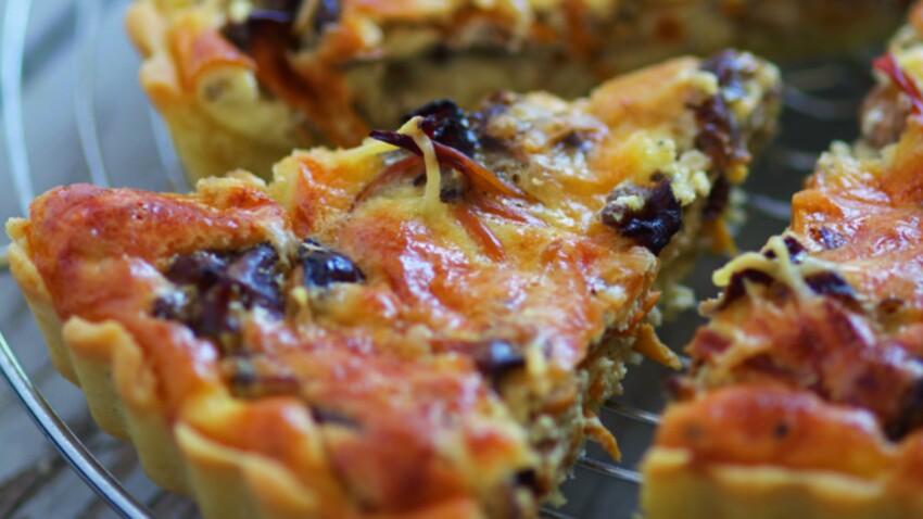 10 recettes de tartes et quiches d'été