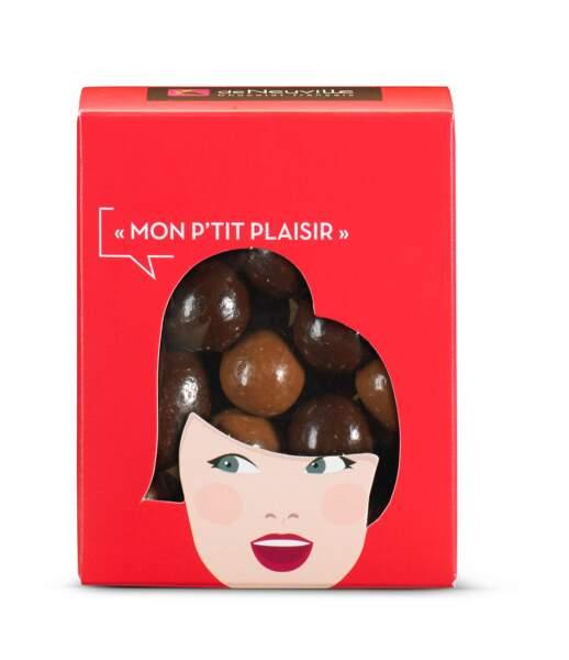Boîte de chocolats De Neuville