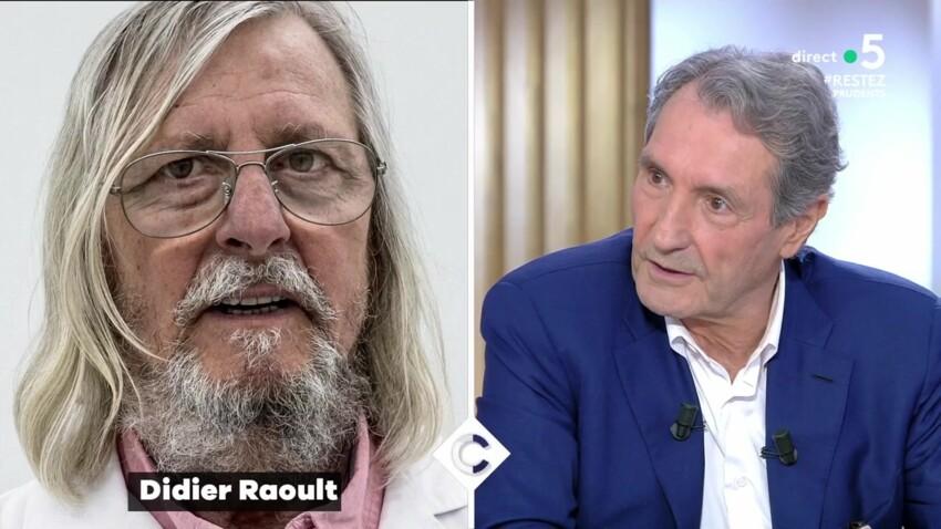 """Jean-Jacques Bourdin agacé par l'attitude de Didier Raoult : """"Je ne vais pas me mettre à plat ventre"""""""