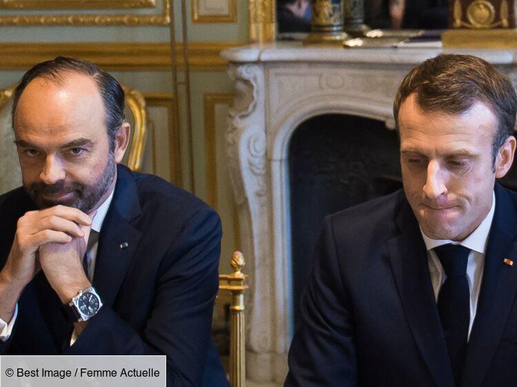 Emmanuel Macron : Le President - cover