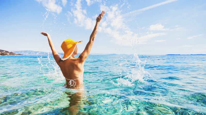 Covid-19 : une contamination par l'eau de mer est-elle possible ?