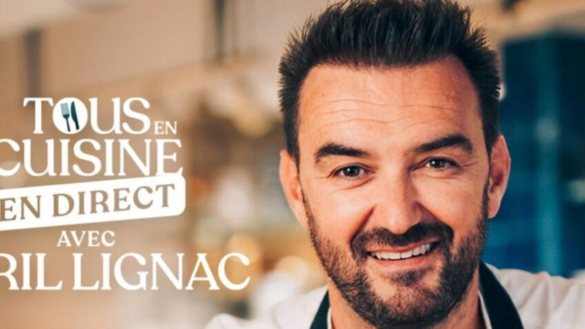 """""""Tous en cuisine"""" : le résumé des recettes de la semaine du 1er au 5 juin de Cyril Lignac"""