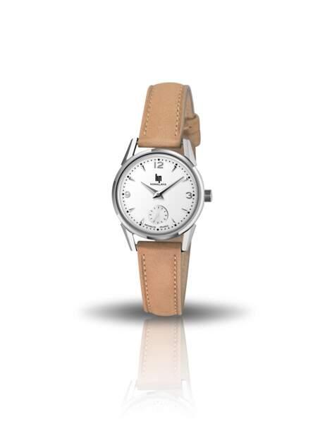 La montre raffinée