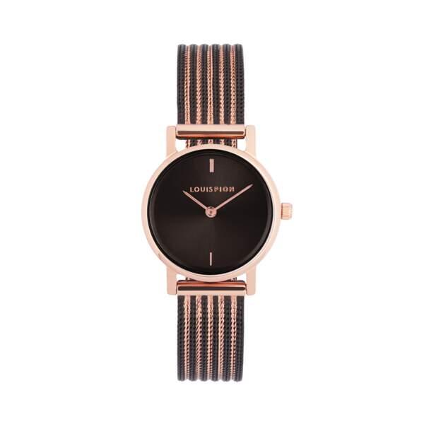 La montre élégante
