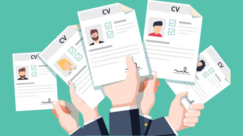 5 exemples de CV à rédiger pour postuler en entreprise