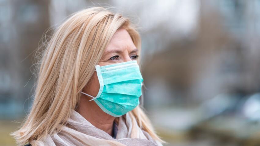 Bientôt un masque fluorescent pour détecter le coronavirus ?