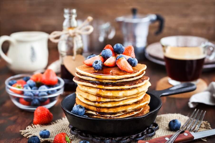 Pancake sans repos