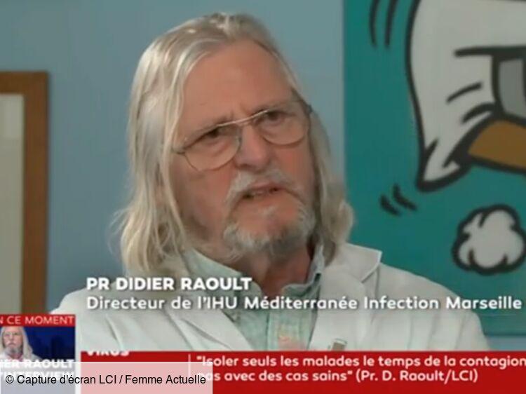 """Didier Raoult recadre David Pujadas : """"Vous avez un problème profond"""""""