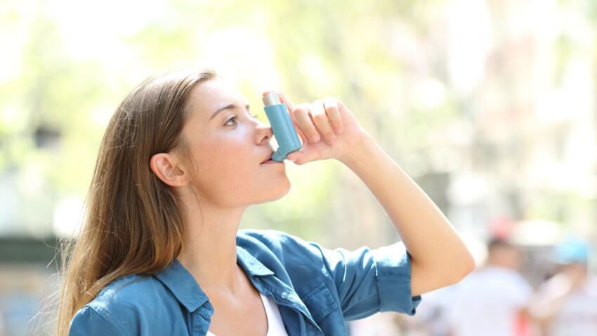Asthme : comment bien utiliser un inhalateur ?