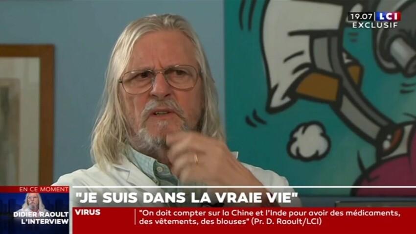Didier Raoult : sa nouvelle provocation envers Olivier Véran