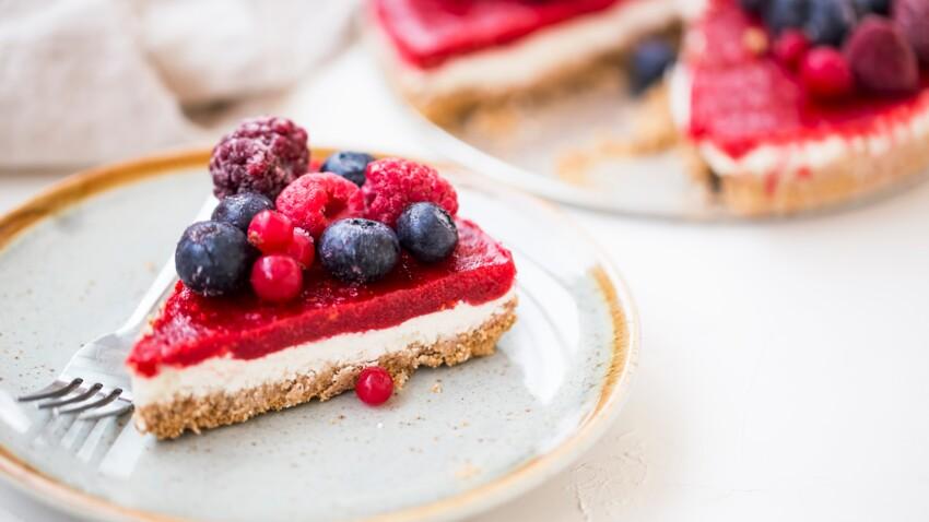 Gâteau sans four : toutes nos idées recettes gourmandes et ultra-faciles