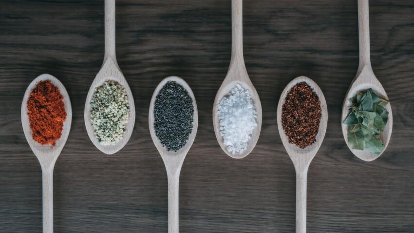 Cannelle, curcuma, piment : 5 précautions à prendre quand on consomme des épices
