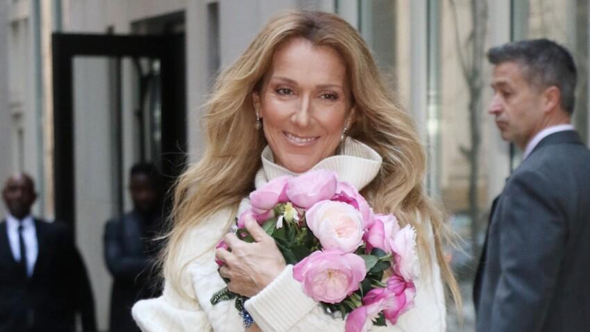 Céline Dion : paillettes et franges, la star toujours canon pour mettre le feu sur scène !