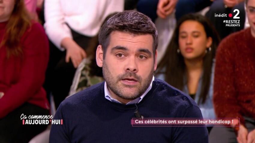 """""""Ça commence aujourd'hui"""" : le récit poignant de cet animateur de France 2 qui a perdu sa jambe à cause d'un cancer"""