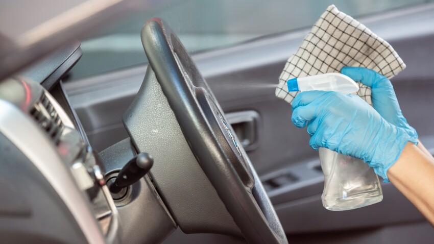 Voiture au garage : attention aux forfaits désinfection !