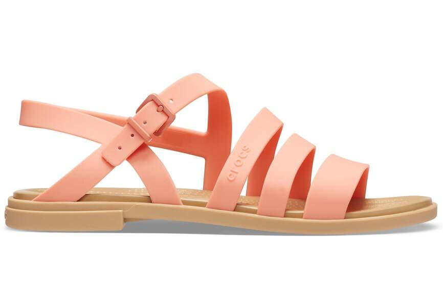 Les nouvelles sandales Crocs