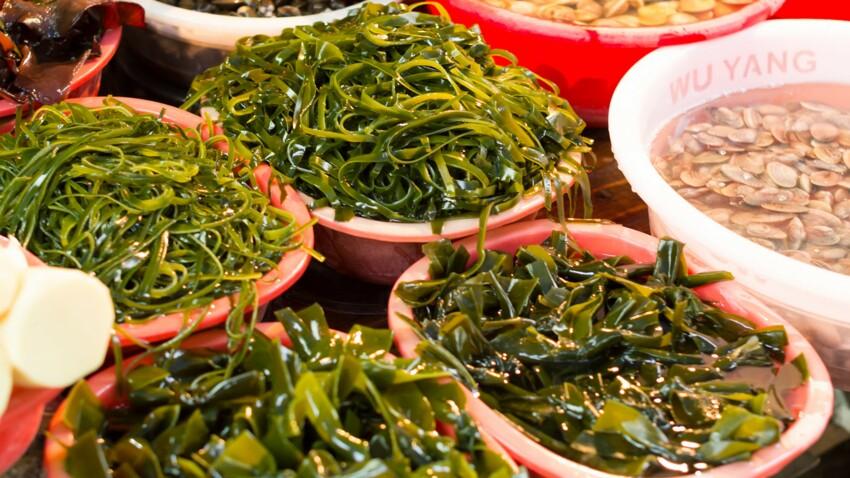 Algues : 5 variétés à découvrir en cuisine