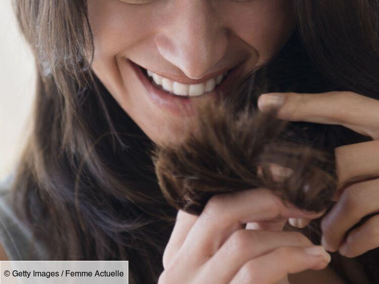Fourches cheveux : cette façon insolite de les retirer à la maison !