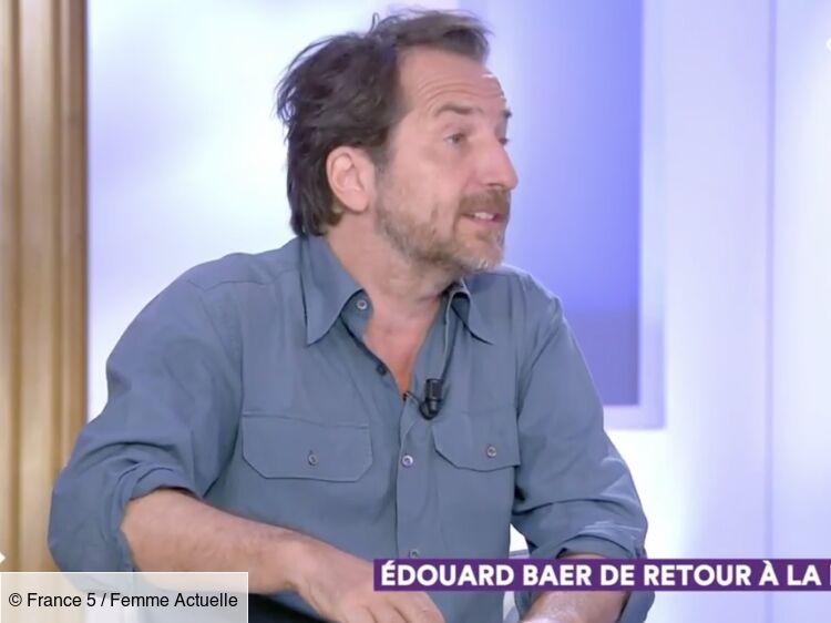 """Edouard Baer : son coup de gueule contre Christophe Castaner et les ministres """"panpan cucul"""""""
