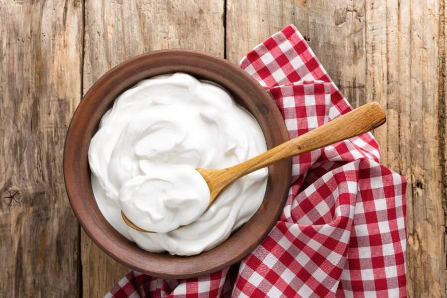 Les sauces au yaourt, pour faire le plein de probiotiques