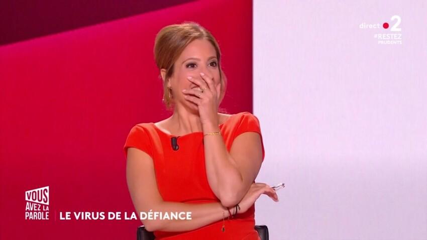Léa Salamé choquée : cette solution osée de Nathalie Saint-Cricq pour recevoir un coup de fil d'Emmanuel Macron