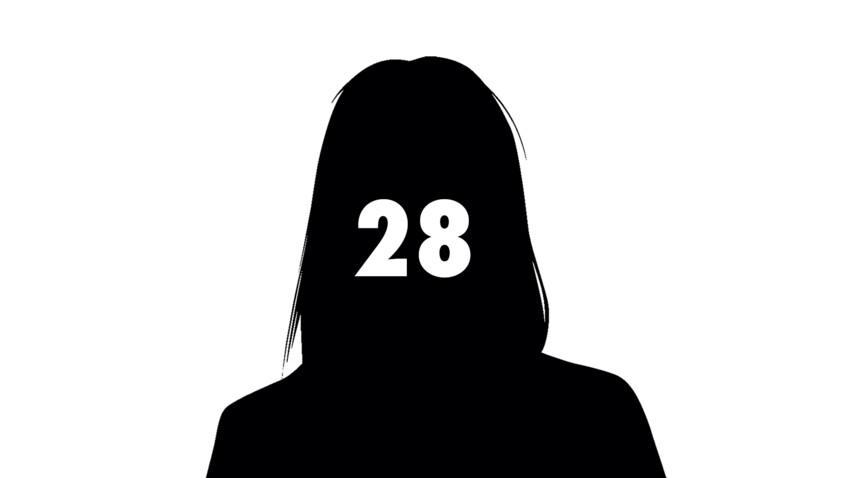 28e féminicide: une jeune femme de 22 ans tuée de 72 coups de couteau