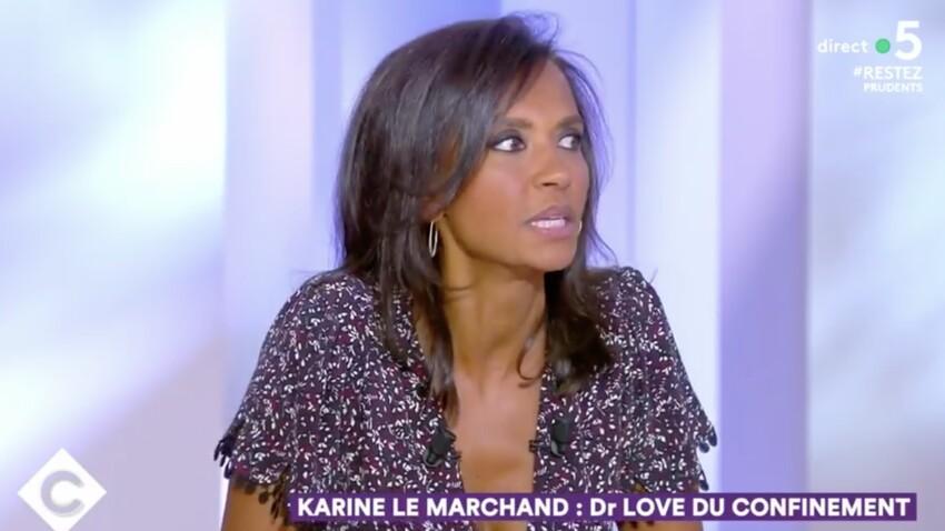 Karine Le Marchand : ce jour où la police l'a prise pour une prostituée