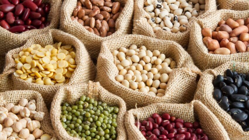 Légumineuses : la liste des principaux légumes secs