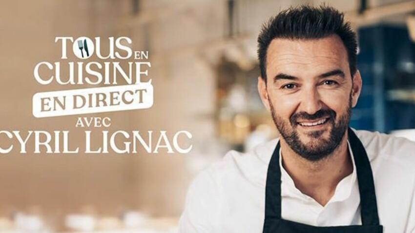 """""""Tous en cuisine"""" avec Cyril Lignac : les recettes, ingrédients et ustensiles du vendredi 12 juin 2020"""