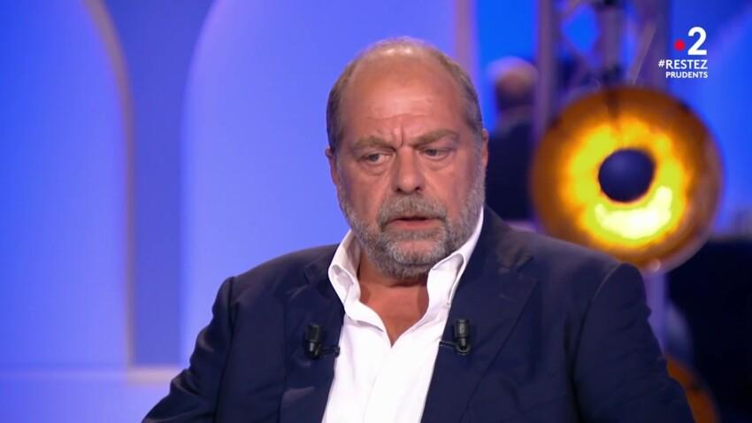 Éric Dupond-Moretti : sa drôle d'anecdote sur Brigitte Macron et Jean-Luc Mélenchon (VIDEO)