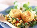"""""""Tous en cuisine"""" : la recette de la salade de chèvre chaud de Cyril Lignac"""