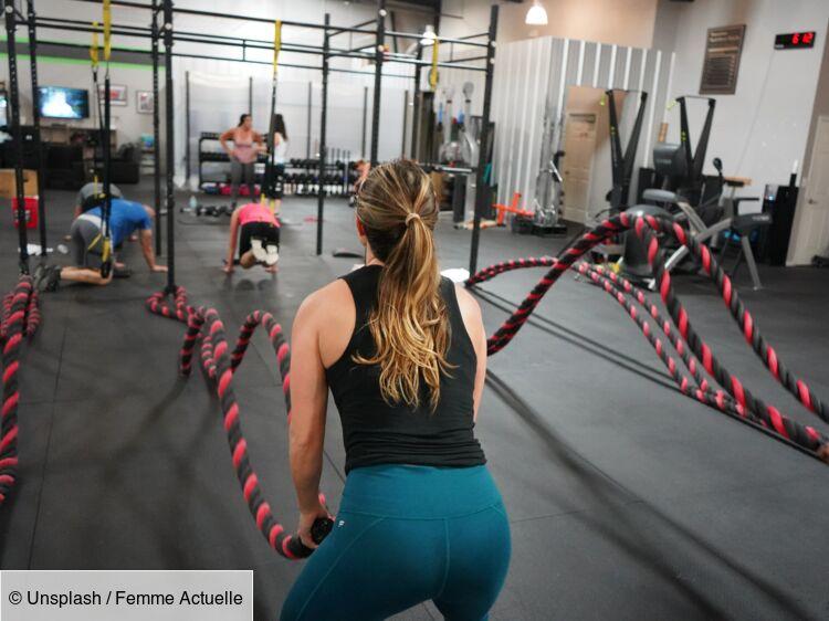 Crossfit Les Meilleurs Exercices Pour Perdre Du Ventre Femme Actuelle Le Mag