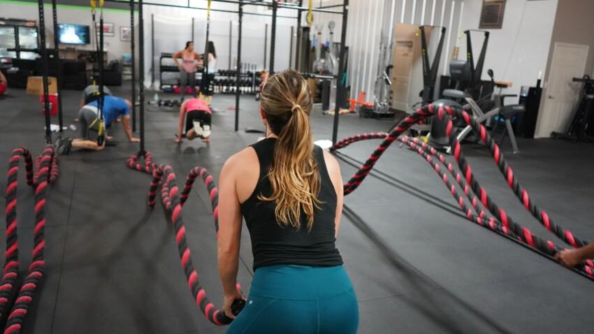 Crossfit : les meilleurs exercices pour perdre du ventre