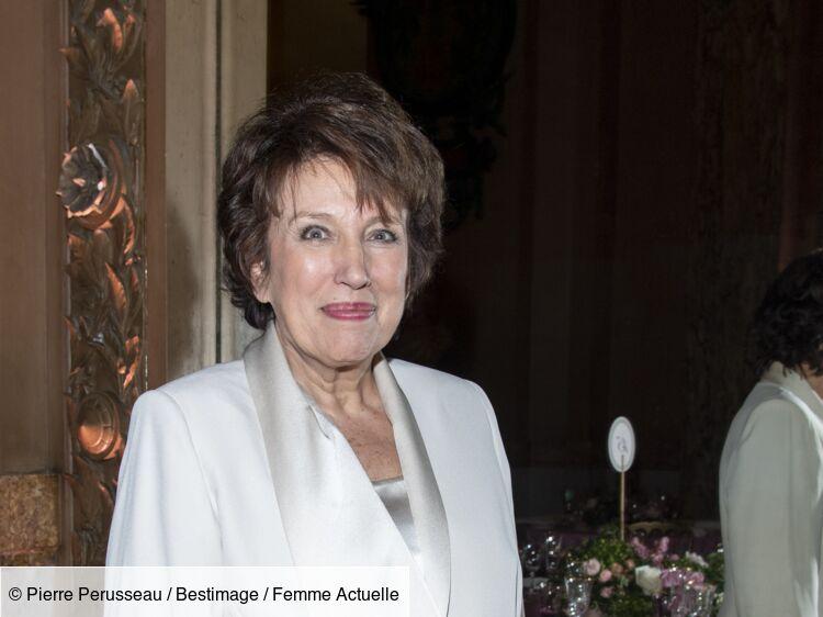 Roselyne Bachelot Sa Blague Tres Coquine Sur Le Confinement Dans Les Grosses Tetes Femme Actuelle Le Mag