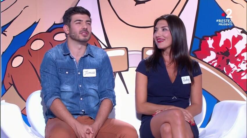"""""""Les Z'amours"""" : en couple, il envoie des nudes à d'autres jeunes femmes... Bruno Guillon choqué"""