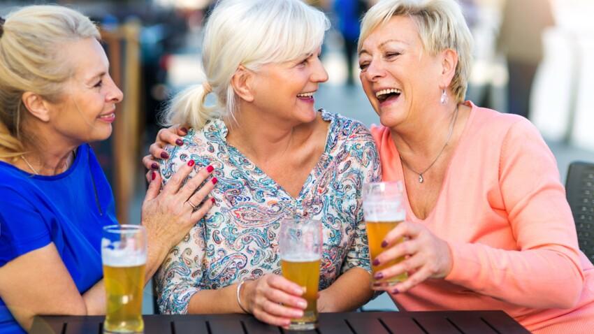 Boire de la bière pour se protéger d'Alzheimer ?