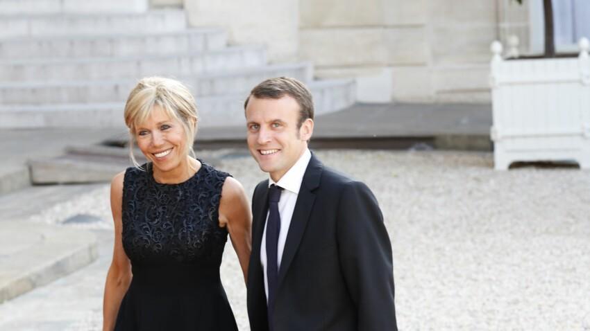 Emmanuel et Brigitte Macron : la drôle d'histoire derrière leur cérémonie de mariage