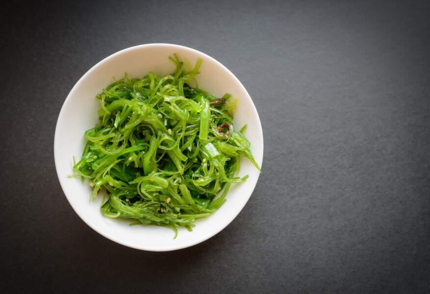 L'algue wakamé