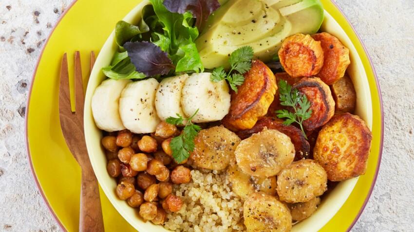 Peu calorique, rassasiante… 10 recettes légères et gourmandes à base de banane